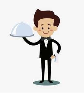 Captain/Steward/Waiters needed for restaurant in coimbatore
