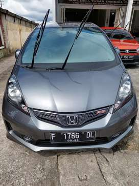Jual jazz RS manual 2013