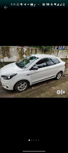 Taxi Ford Aspire titanium sports 2017 Diesel Well Maintained