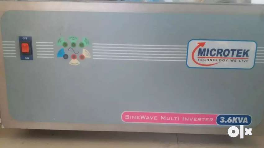 Inverter and battery for office purpose 0