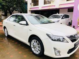 Great car to chauffeur driven best in class space and Luxury