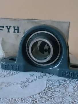 bearing FYH UCP 207 35mm Japan asli
