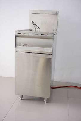 Mesin Deep Fryer Penggoreng Fried Chicken Kapasitas 32 Potong