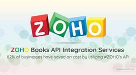 Zoho Books API Integration & Customization