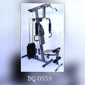 Home Gym 1 Sisi // Yaarj DM 11D21