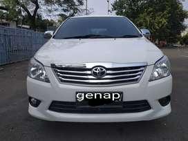 For Sale Toyota Innova G at bensin 2012 Putih
