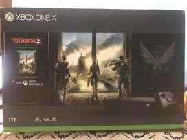 Xbox One X-1TB in Warranty