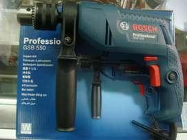 Mesin Bor Besi Beton 13mm Bosch