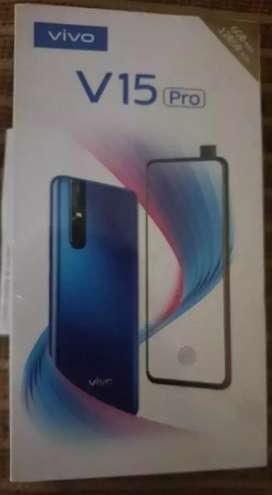 Vivo 15 Pro new phone with bill