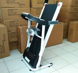 Jual alat fitness treadmill HT-005 electric