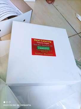 Nasi box spesial ayam kalasan