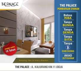 Apartemen The Palace Jogja, AMDAL & IMB Aman - Hati Tenang