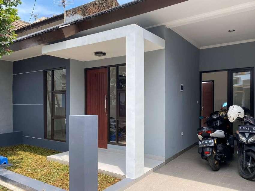 Rumah Baru Minimalis di Komplek Margahayu MTC  Bandung