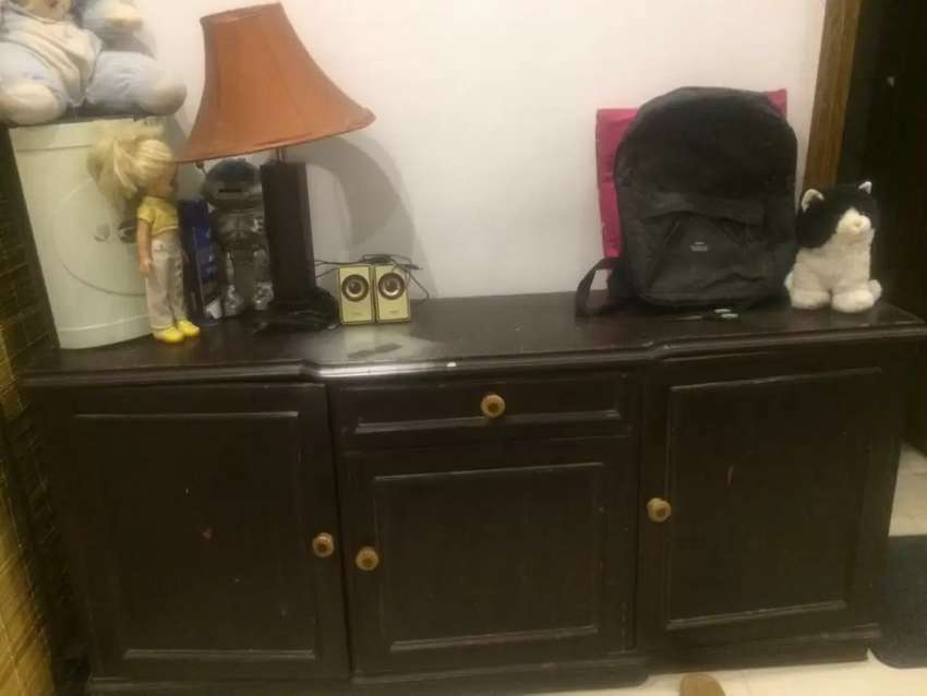 Solid wood cupboard for sale 0