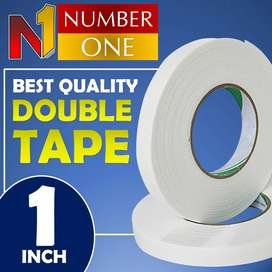 Double Sided Tape - Number One - Best Quality Adhesive strong Tape