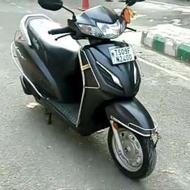 FIRST OWNER SCOOTY
