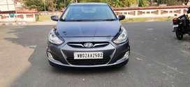Hyundai Verna Fluidic 1.6 CRDi EX, 2012, Diesel