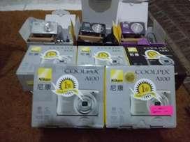 Camera Nikon A 100