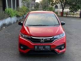 Honda Jazz RS Manual 2017 Kilometer Rendah