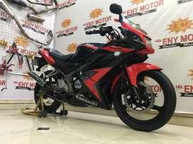 Kawasaki Ninja KRR thn 2014 istimewa