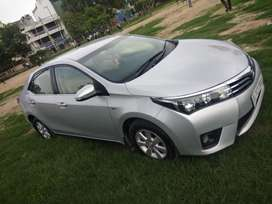 Toyota Corolla Altis G Petrol, 2015, Petrol