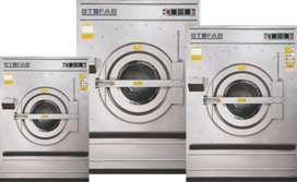 Laundry setup 60kg