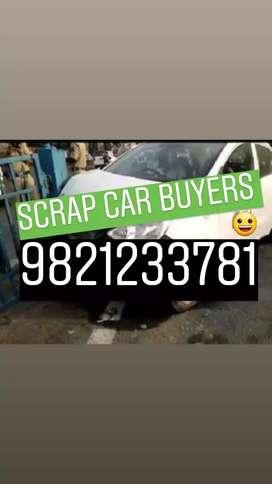 Andheri ^ SCRAP CARS BUYERS/// NON WORKING CARS