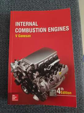 INTERNAL COMBUSTION ENGINES - MECHANICAL ENGINEERING