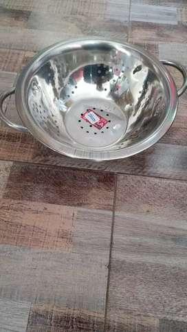 Wakul nasi stainless