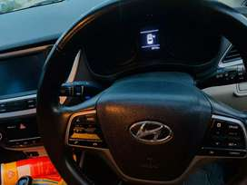 Hyundai Verna 2018 Petrol Good Condition