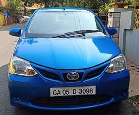 Toyota Etios Liva GD SP*, 2015, Petrol