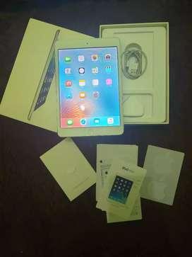 Ipad Mini 1 Wi-Fi Cellular 4G 16GB White