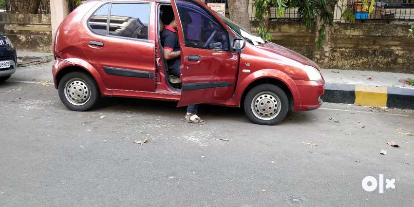 Well maintained Indica V2 Petrol for Sale Less used