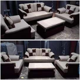 Jual Sofa Model Terbaru + Meja Tamu, Kredit Mitra Sofa Ramayana Dpgoro