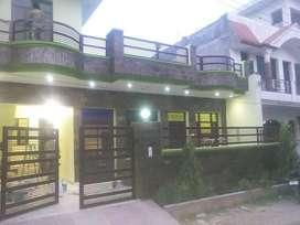 202 gaj. 8 marla  Samarsible include small pool & 2 car parking