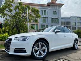 Audi A4 2.0 TFSI 2017 New Model White Km20rb#AUTOHIGH #BEST OFFER