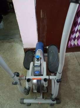 3 years old elliptical machine