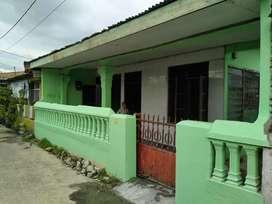 Rumah dikontrakkan khusus muslim Jl matahari 2 Medan Helvetia
