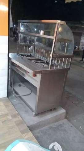 Fast food gas bhati