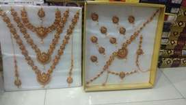 Marriage jewellery set for sale