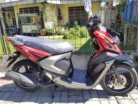 YAMAHA ALL NEW X-RIDE 125 LED 2018
