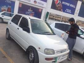 Home used car New tyer installed no work requried