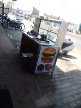 Fast food maker require