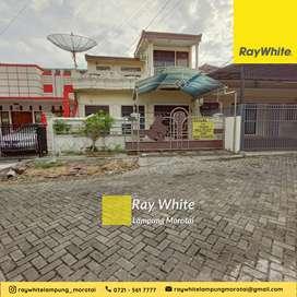 DIjual Rumah di Prm. Villa Citra Bandar Lampung (kode:yoza551)