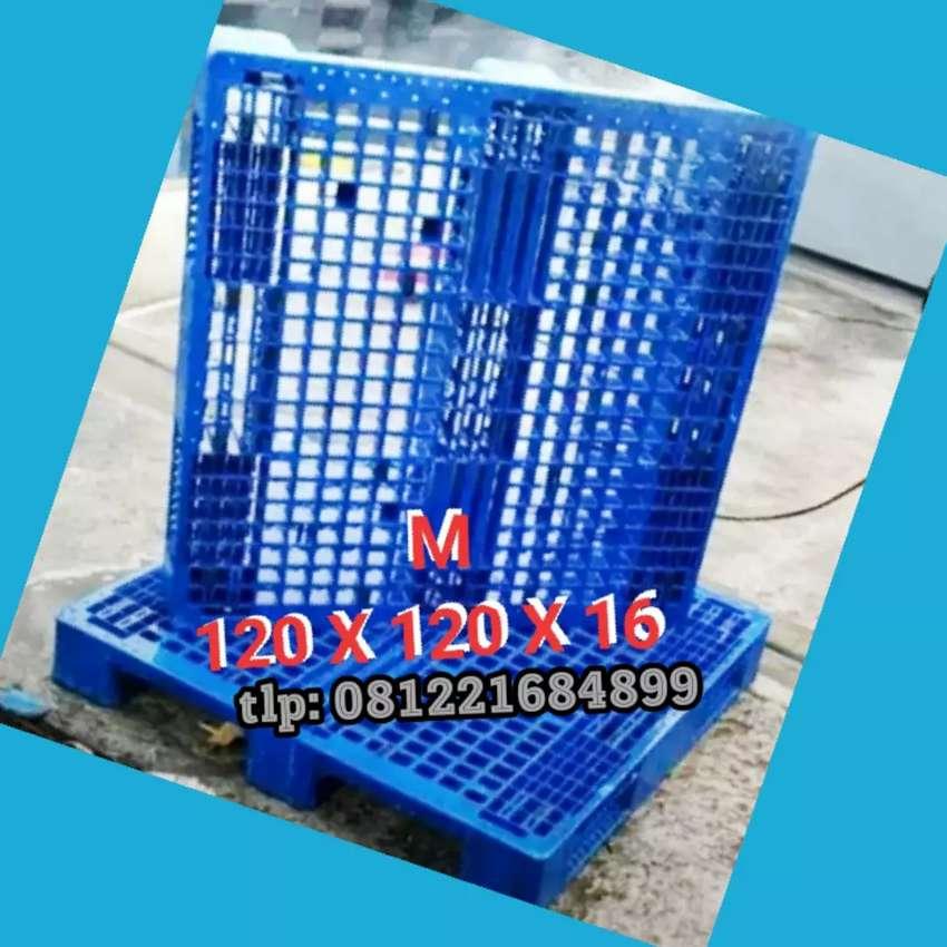 Supplier pallet plastik termurah 0