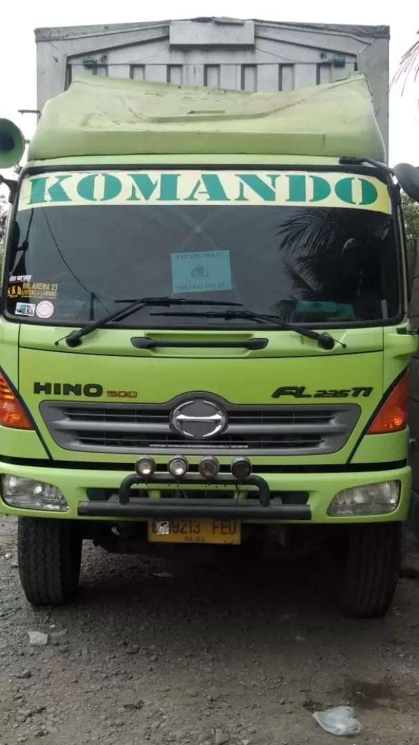 WingsBox Hino FL 235 Ti di jual 3 unit harga per Unit Rp 525.000.000 0