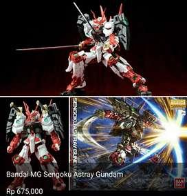 Bandai MG Sengoku Astray Gundam