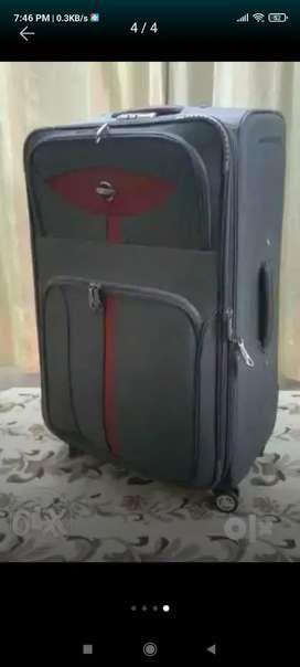 Ventex suitcase