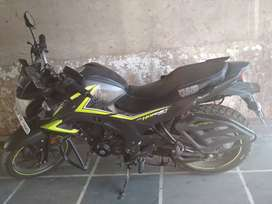 CB Hornet 160R front and rear disc brake, new tires, non negotiable