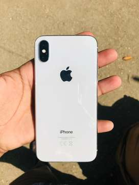 I phone x pta approved 64 gb